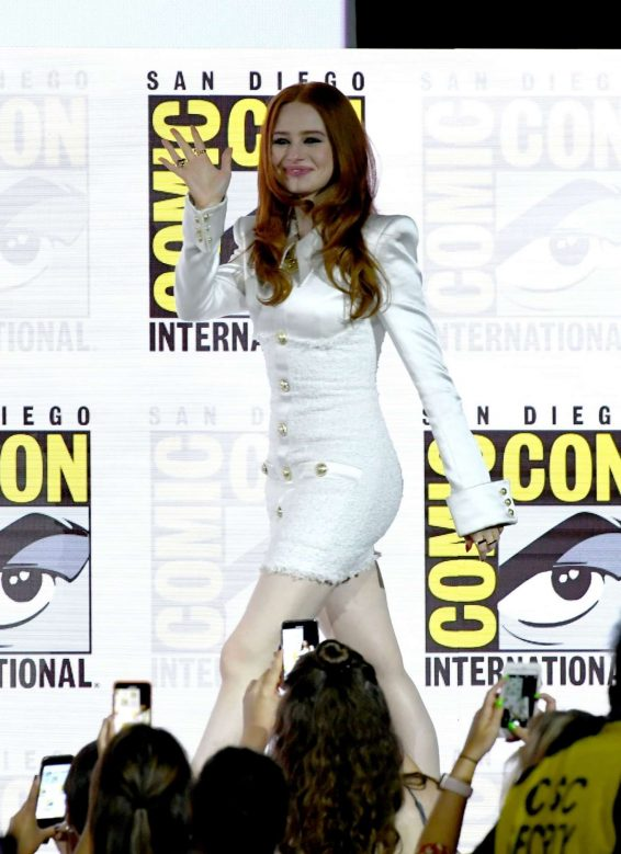 Madelaine Petsch - 'Riverdale' Special Video Presentation at Comic Con San Diego 2019