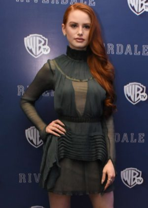 Madelaine Petsch - 'Riverdale' TV Series Photocall in Mexico City
