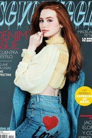 Madelaine Petsch - Seventeen Mexico Cover 2019