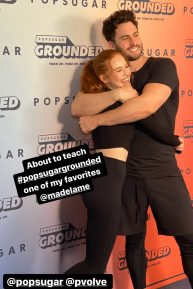 Madelaine Petsch - Social media