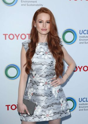 Madelaine Petsch - UCLA Institute of the Environment and Sustainability Gala in Los Angeles
