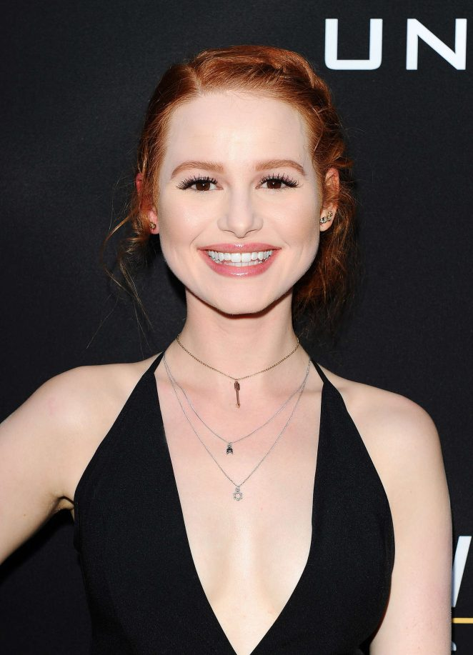 Madelaine Petsch: Undrafted LA Premiere -01