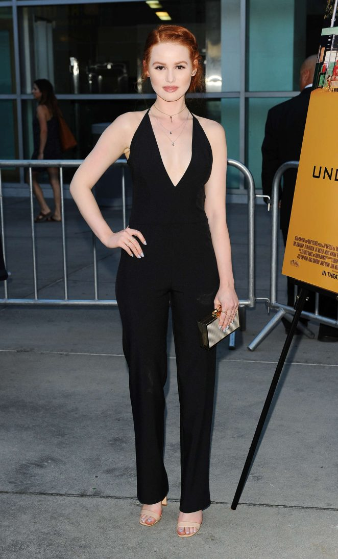 Madelaine Petsch: Undrafted LA Premiere -04