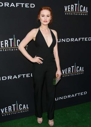 Madelaine Petsch - 'Undrafted' Premiere in Los Angeles