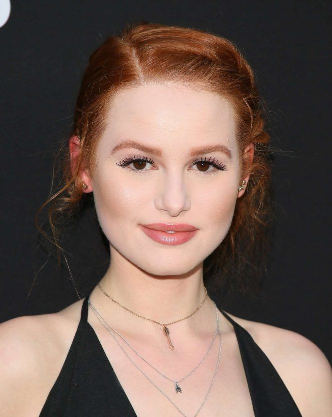 Madelaine Petsch: Undrafted LA Premiere -13