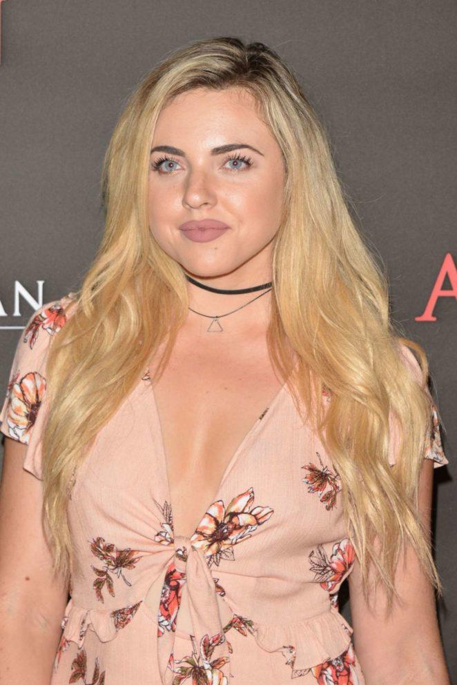Madeleine Byrne - 'American Satan' Premiere in Los Angleles