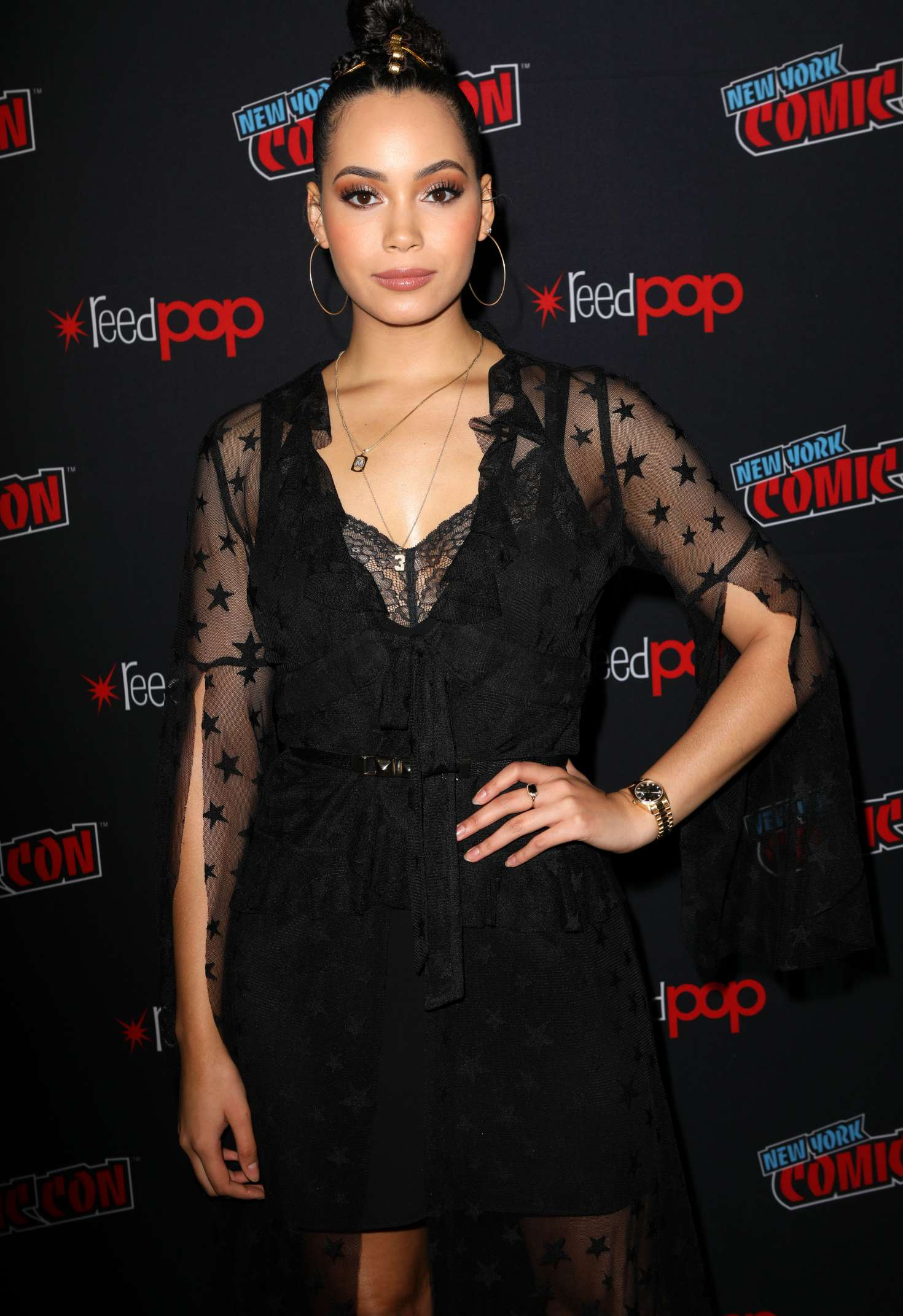 Madeleine Mantock - Important Facts To Know About The Actress