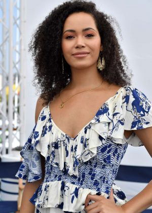 Madeleine Mantock - Variety Studio 2018 Comic-Con, Day 2 in San Diego