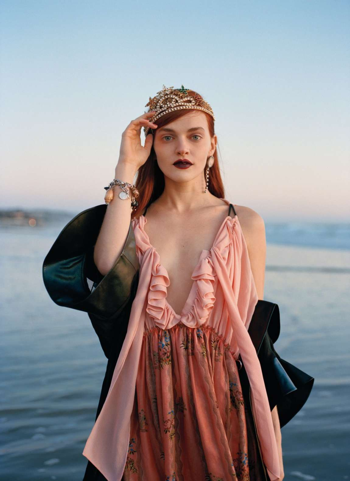 Madeline Brewer by Daria Kobayashi Ritch for Glamour Magazine (March 2018)