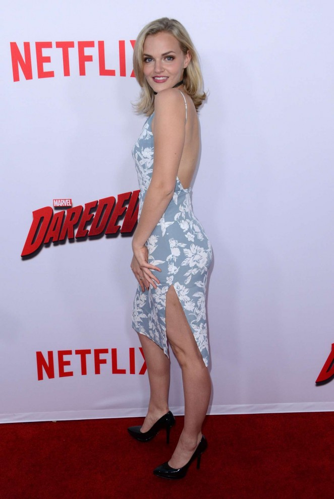 "Madeline Brewer - ""Daredevil"" Premiere in LA"