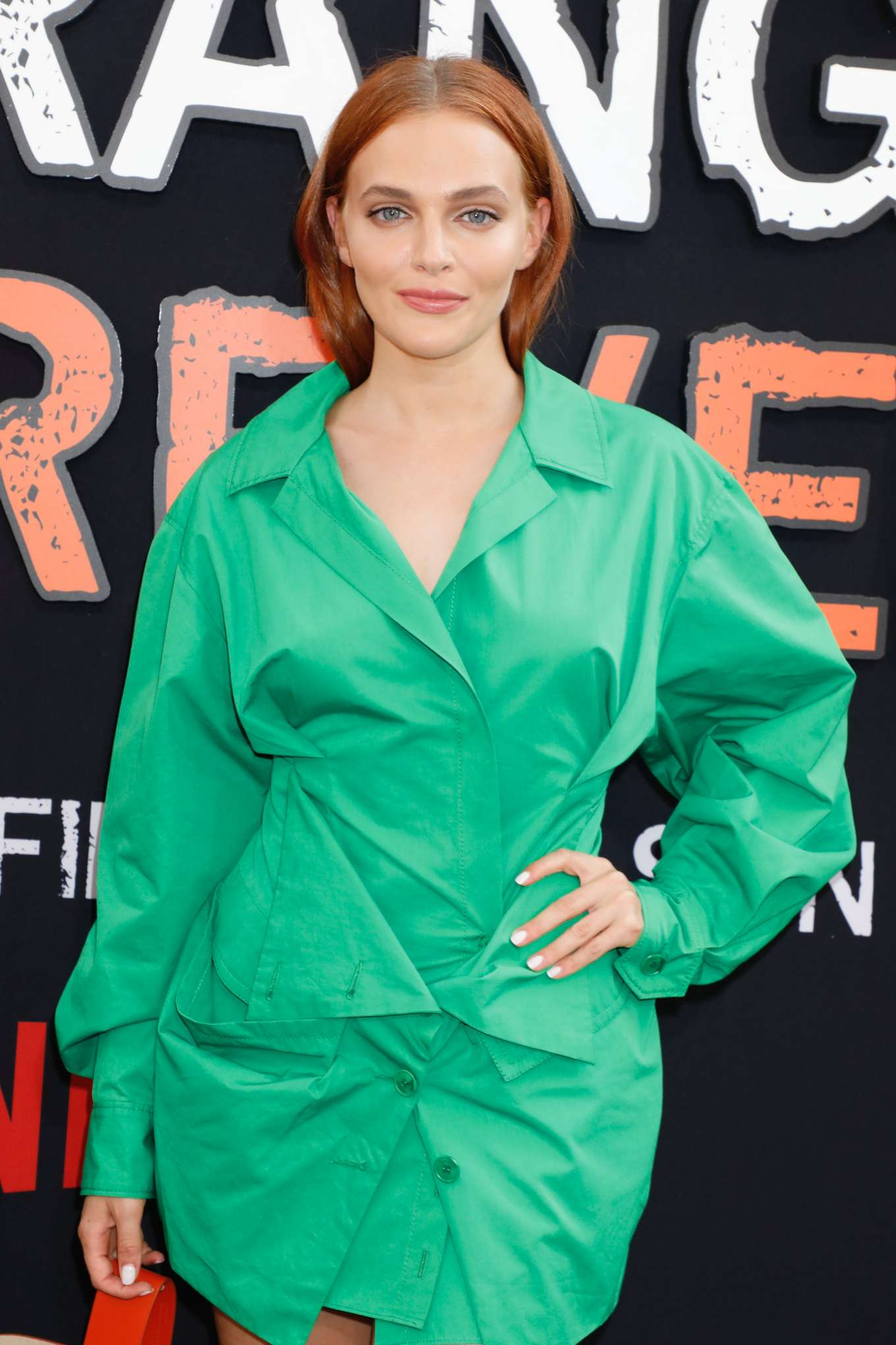 Madeline Brewer - 'Orange Is The New Black' Premiere in New York