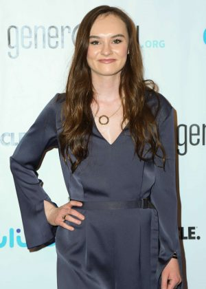 Madeline Carroll - A Night Of Generosity Celebrating World Water Day in LA