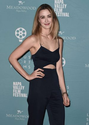 Madeline Zima - 2016 Napa Valley Film Festival in Yountville