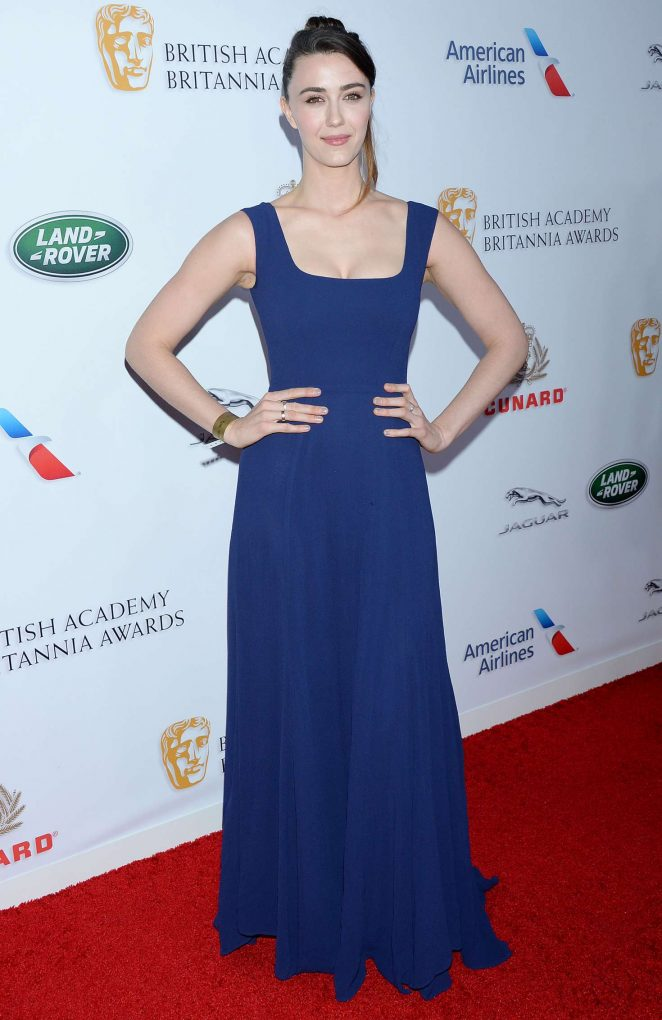 Madeline Zima - British Academy Britannia Awards 2018 in LA