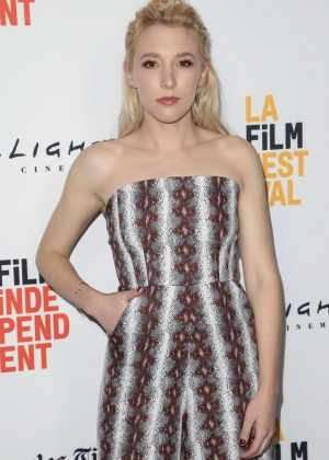 Madelyn Deutch - LA Film Festival 'The Year Of Spectacular Men' Premiere in Santa Monica