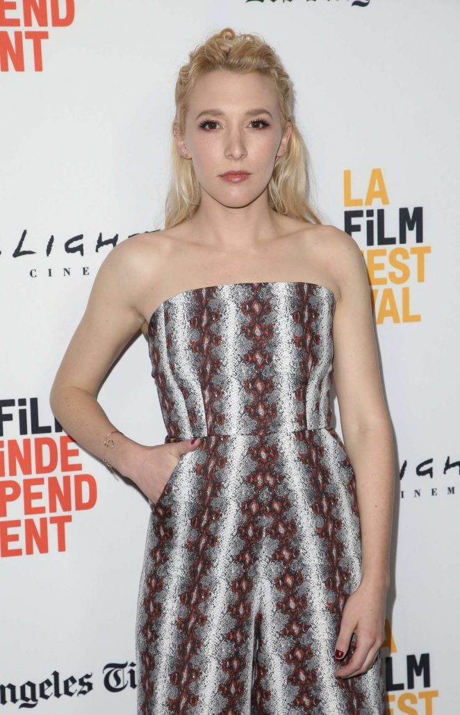 Madelyn Deutch - LA Film Festival 'The Year Of Spectacular Men' Premiere in Santa Monica