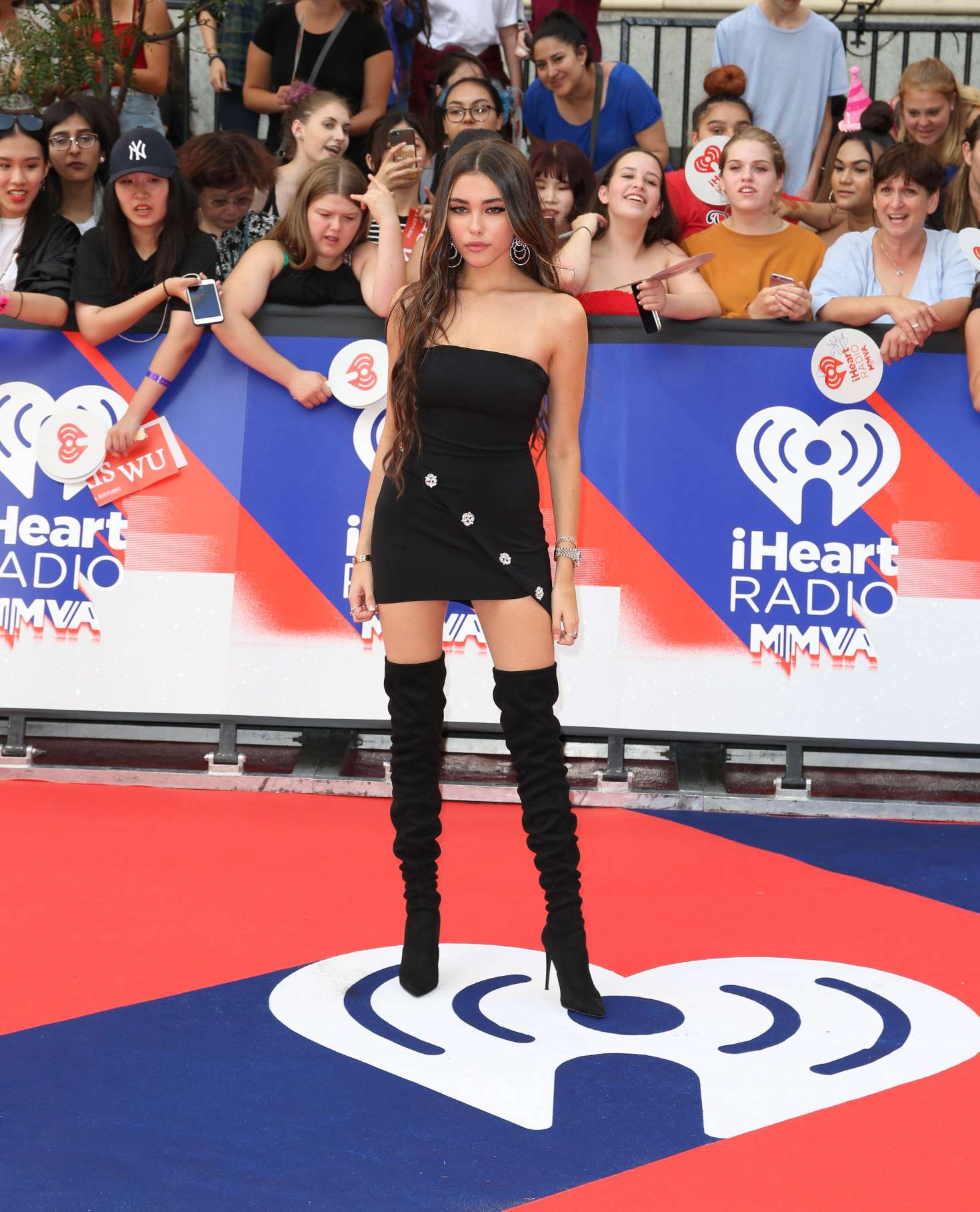 Madison Beer 2018 : Madison Beer: 2018 iHeartRadio Much Music Video Awards -09