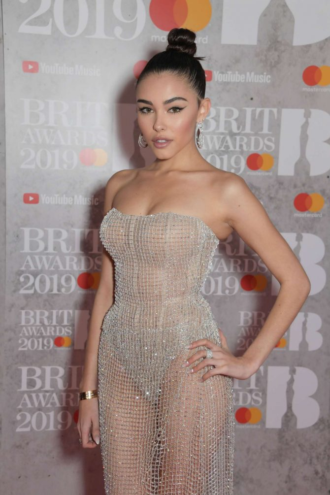 Madison Beer – 2019 BRIT Awards in London