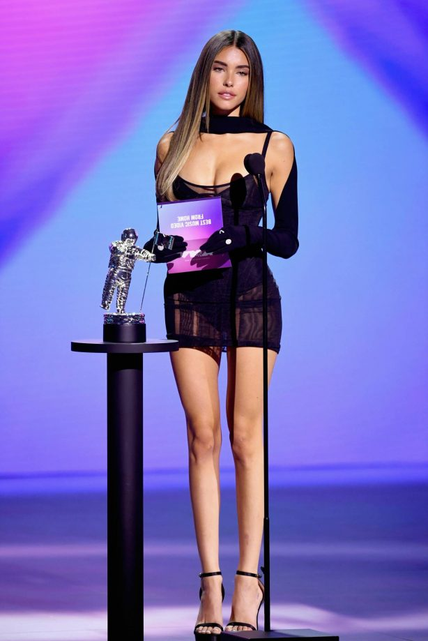 Madison Beer - 2020 MTV Video Music Awards broadcast in New York City - adds