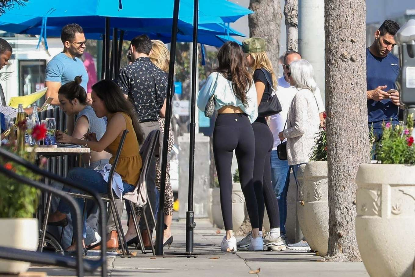 Madison Beer 2019 : Madison Beer and Isabella Jones – Out for lunch in Los Angeles-03