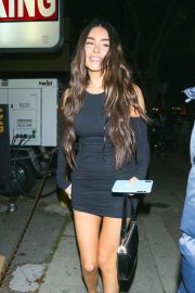Madison Beer - Arriving at the Premiere of Justin Bieber: Seasons in Los Angeles