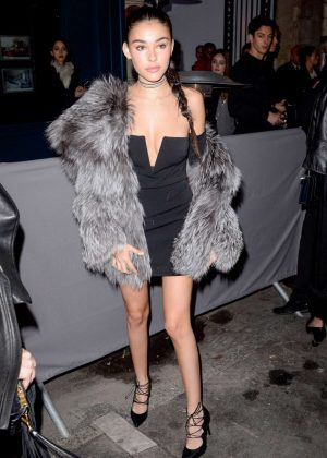Madison Beer at Christian Dior Party in Paris