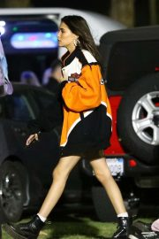 Madison Beer at Coachella Valley Music and Arts Festival in Indio