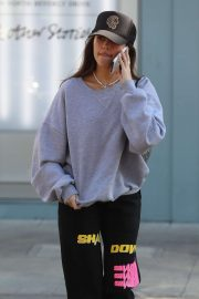 Madison Beer at Croft Alley in Beverly Hills