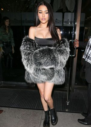 Madison Beer - Celebrates her 19th birthday at Mr Chow in Beverly Hills