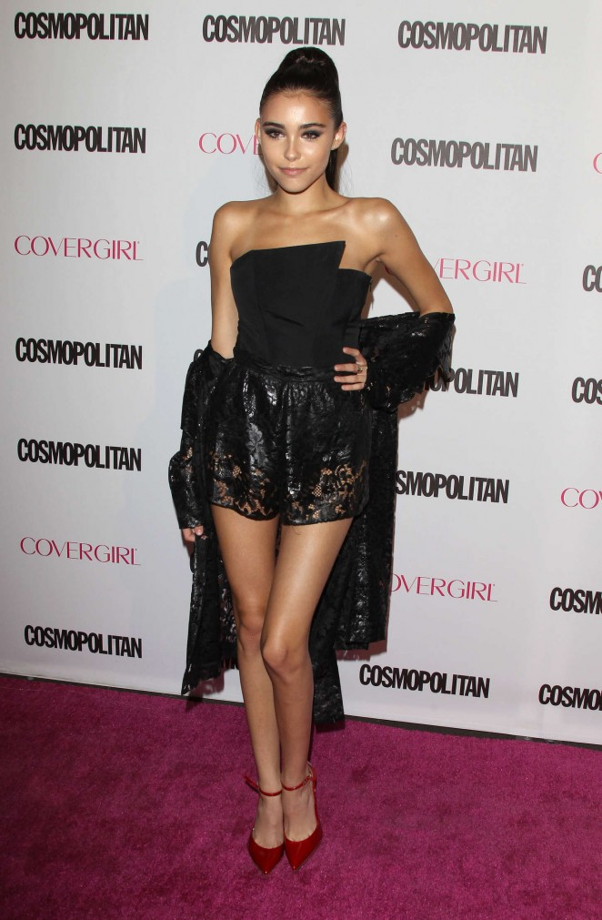 Madison Beer - Cosmopolitan's 50th Birthday Celebration in West Hollywood