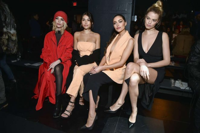 Madison Beer: Cushnie Et Ochs Show at 2017 NYFW -19