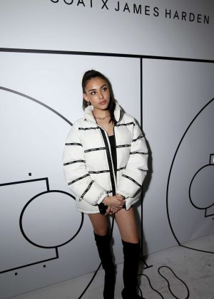 Madison Beer - GOAT and James Harden celebrate NBA All-Star Weekend 2018 in LA