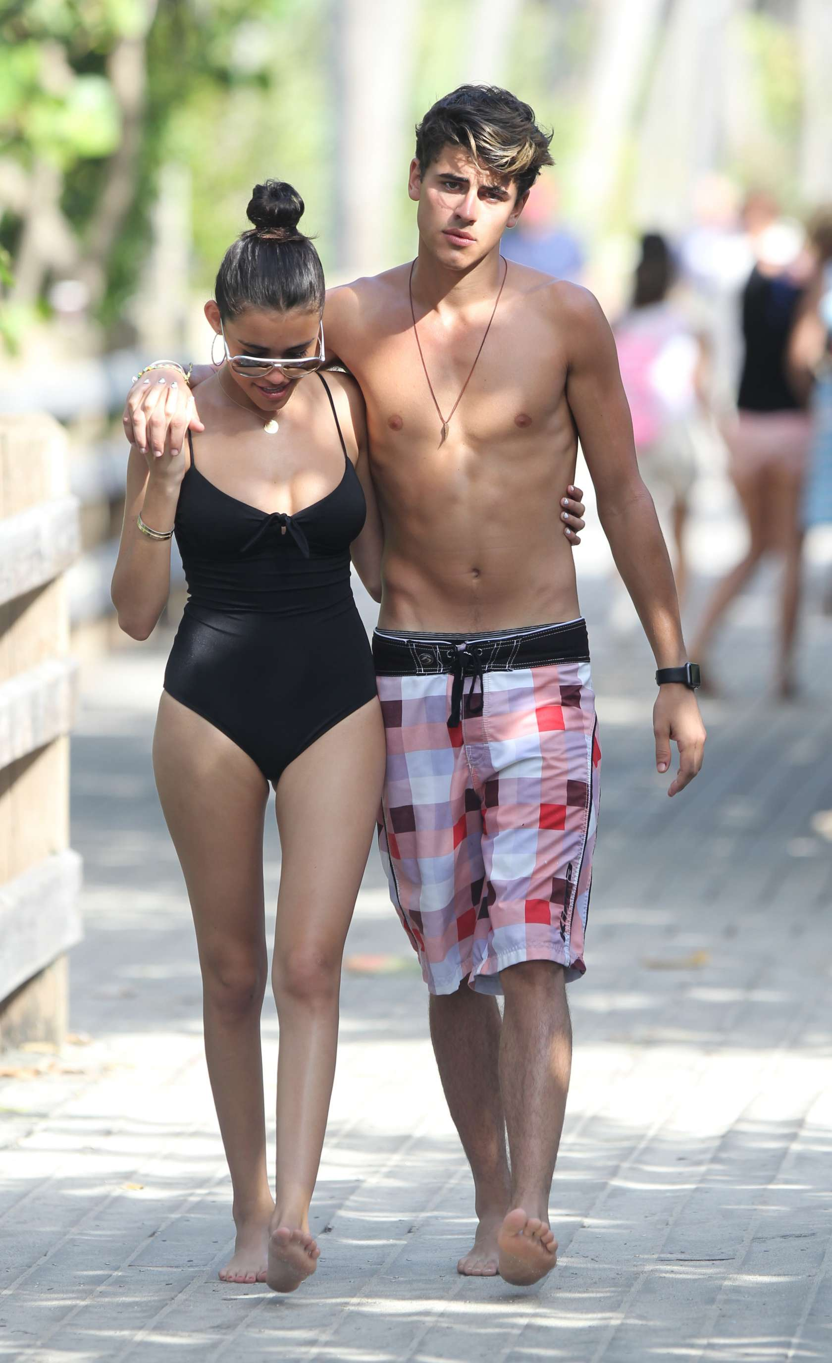 Madison Beer Hot In Swimsuit 07 Gotceleb