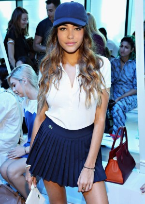 Madison Beer - Lacoste Fashion Show Spring 2016 NYFW in NYC