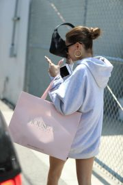 Madison Beer - Leaving House of CB clothing store in West Hollywood