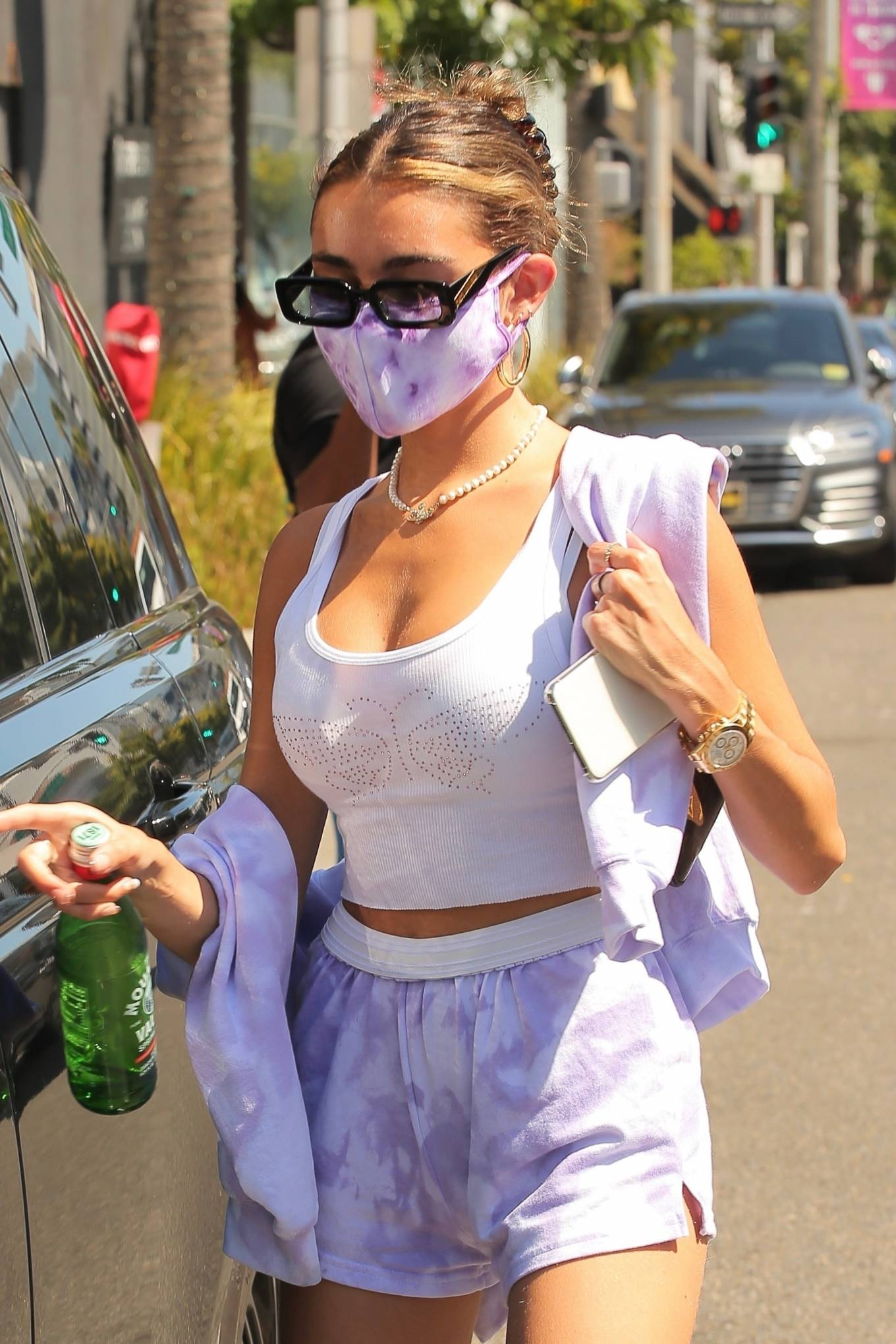 Madison Beer 2020 : Madison Beer – Looks sporty out in Beverly Hills-06