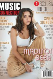 Madison Beer - Music Connection Magazine (May 2019)