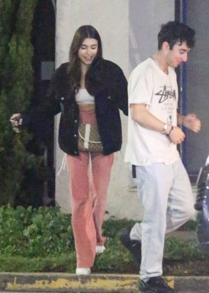 Madison Beer - Night out in West Hollywood