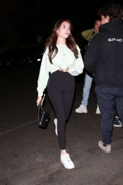 Madison Beer - Night out with friends in LA