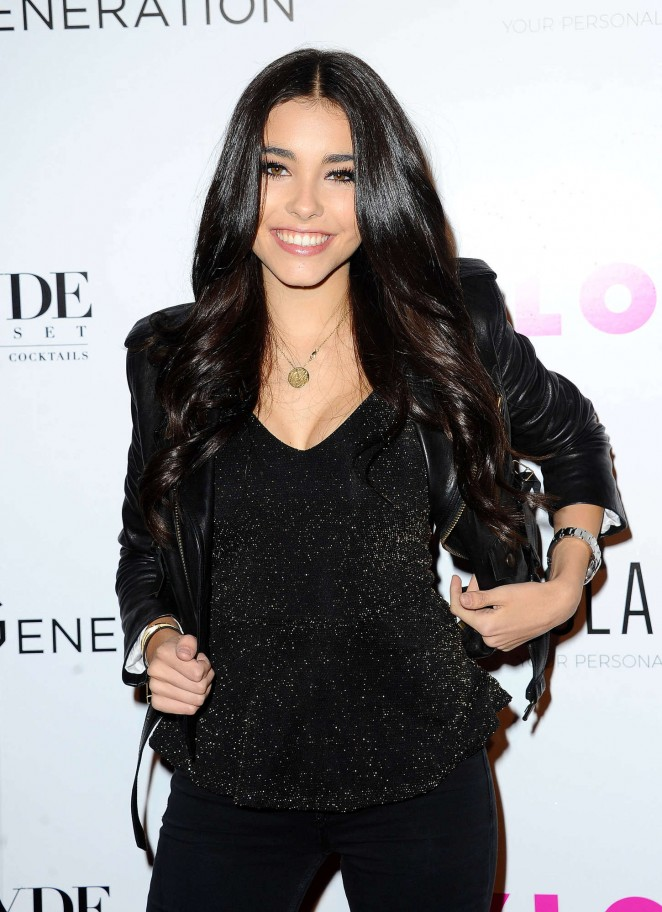 Madison Beer - NYLON Young Hollywood Party 2015 in Hollywood