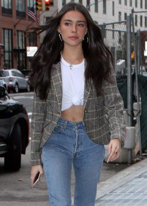 Madison Beer - Out and about in NYC