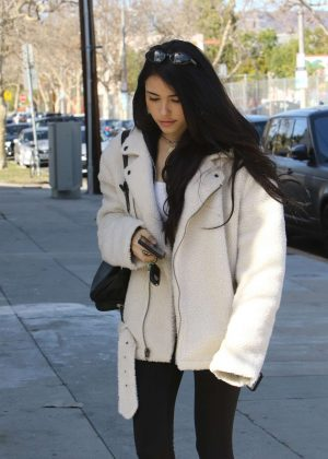 Madison Beer out and about in West Hollywood