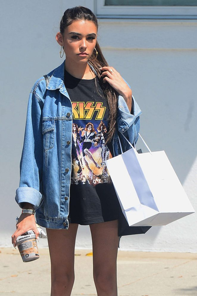 Madison Beer – Out and About in West Hollywood