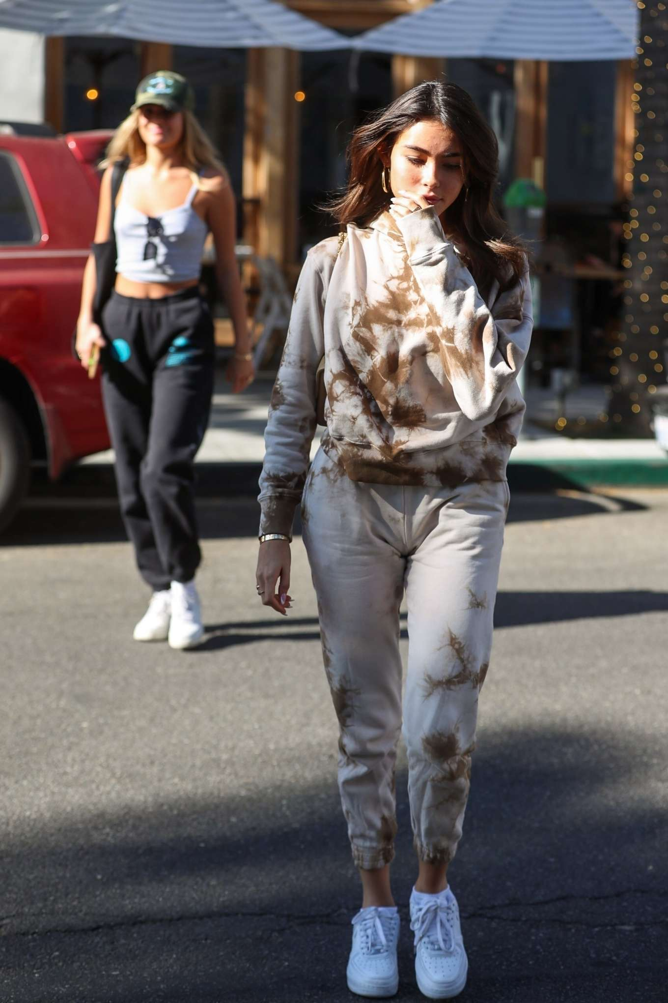 Madison Beer - Out for lunch at Croft Alley in Beverly Hills
