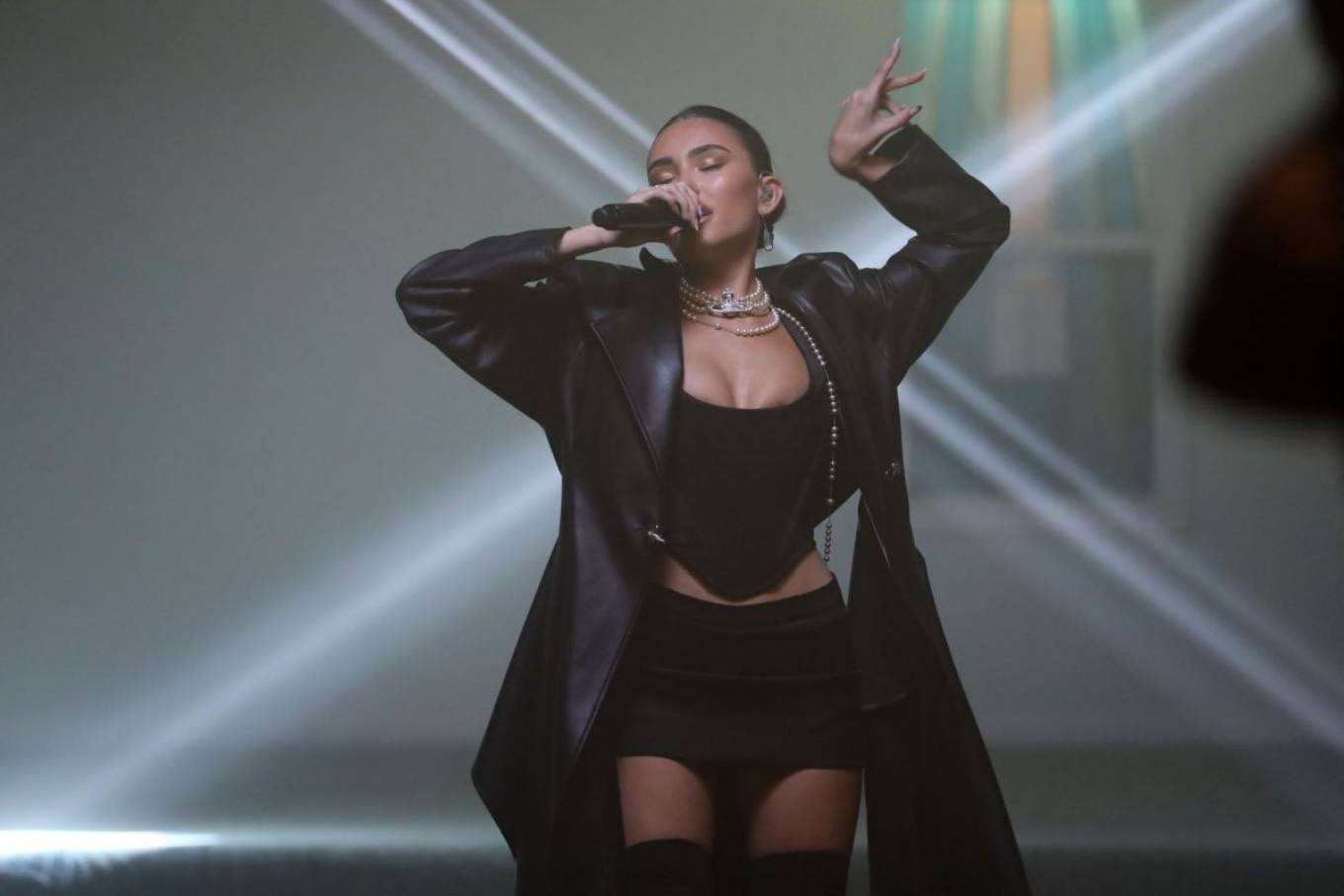 Madison Beer 2020 : Madison Beer – Performing at MTV EMA 2020 in Los Angeles-01