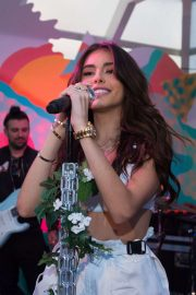 Madison Beer - Performing live at The Surf Lodge in Montauk