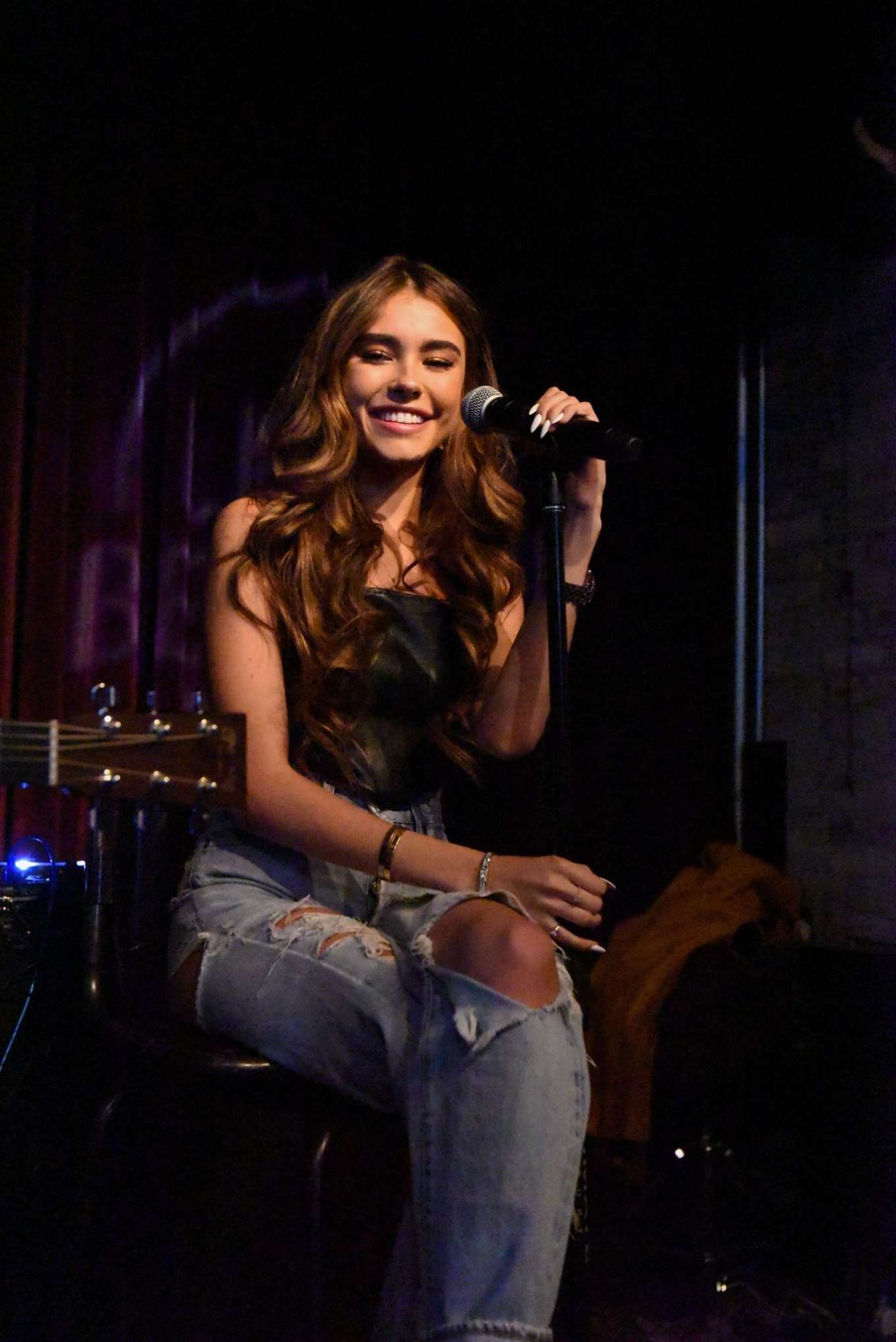 Madison Beer - Performs at ASOS celebrates partnership with Life Is Beautiful at No Name in LA
