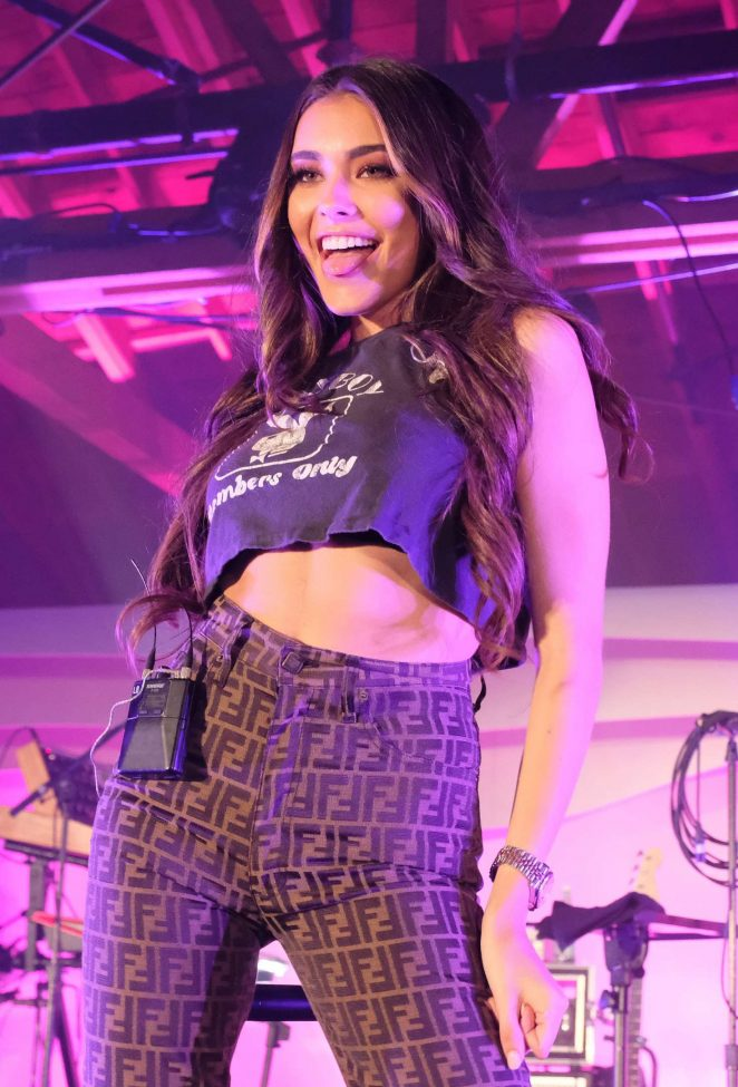 Madison Beer - Performs at  Pandora Presents: Pop Coast Hits in LA