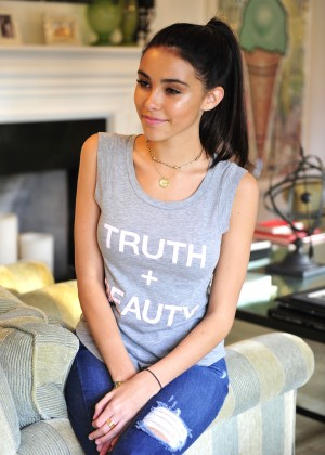Madison Beer: Photoshoot by Michael Simon in Los Angeles-08