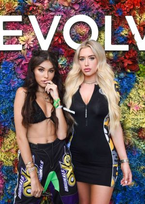 Madison Beer - REVOLVE Festival at 2017 Coachella in Indio